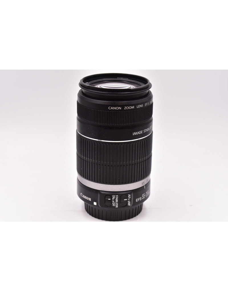 Canon Pre-Owned Canon EF-S 55-250mm IS