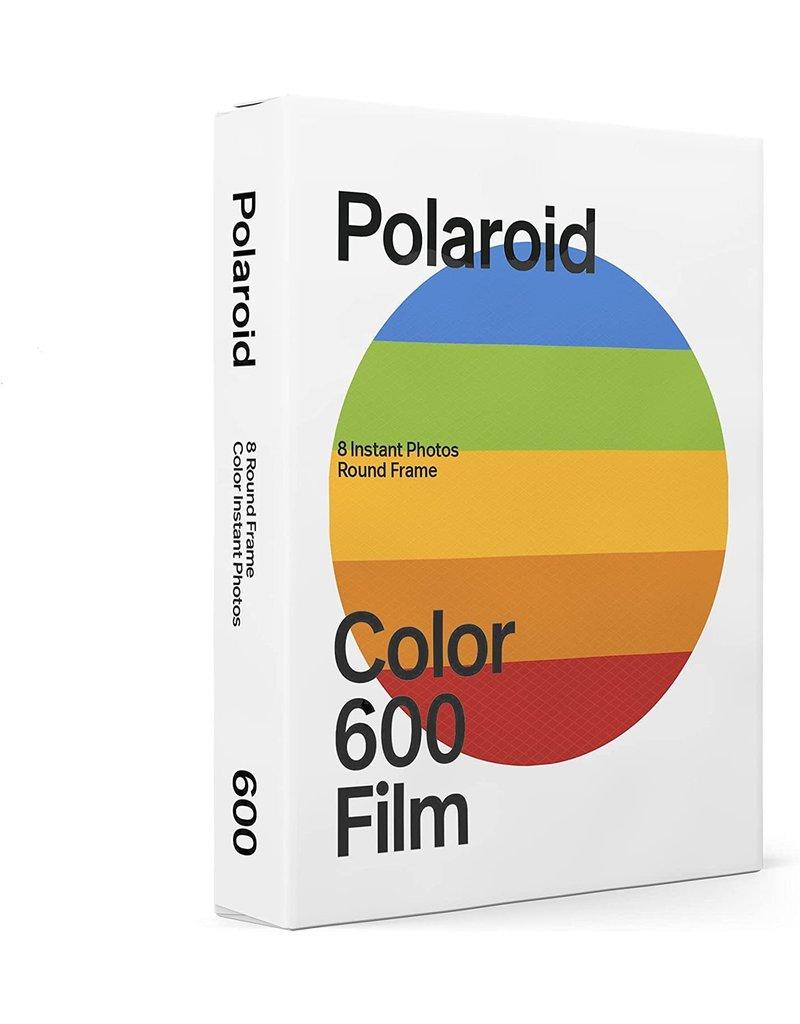 Polaroid Polaroid Color Film for 600 - Round Frame
