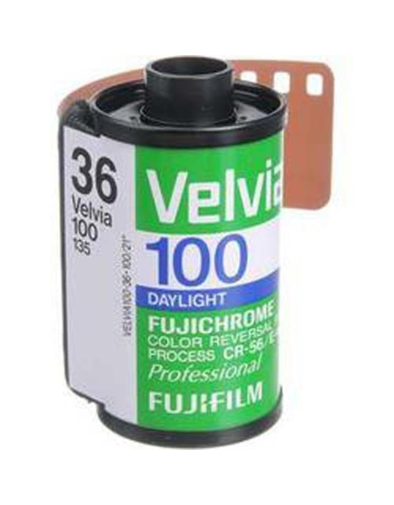 Fuji Fuji Velvia RVP 100 135-36
