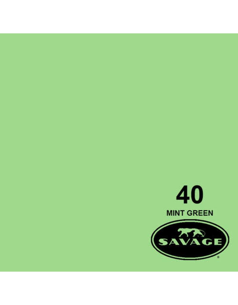 Savage Savage 40 Mint Green 107'