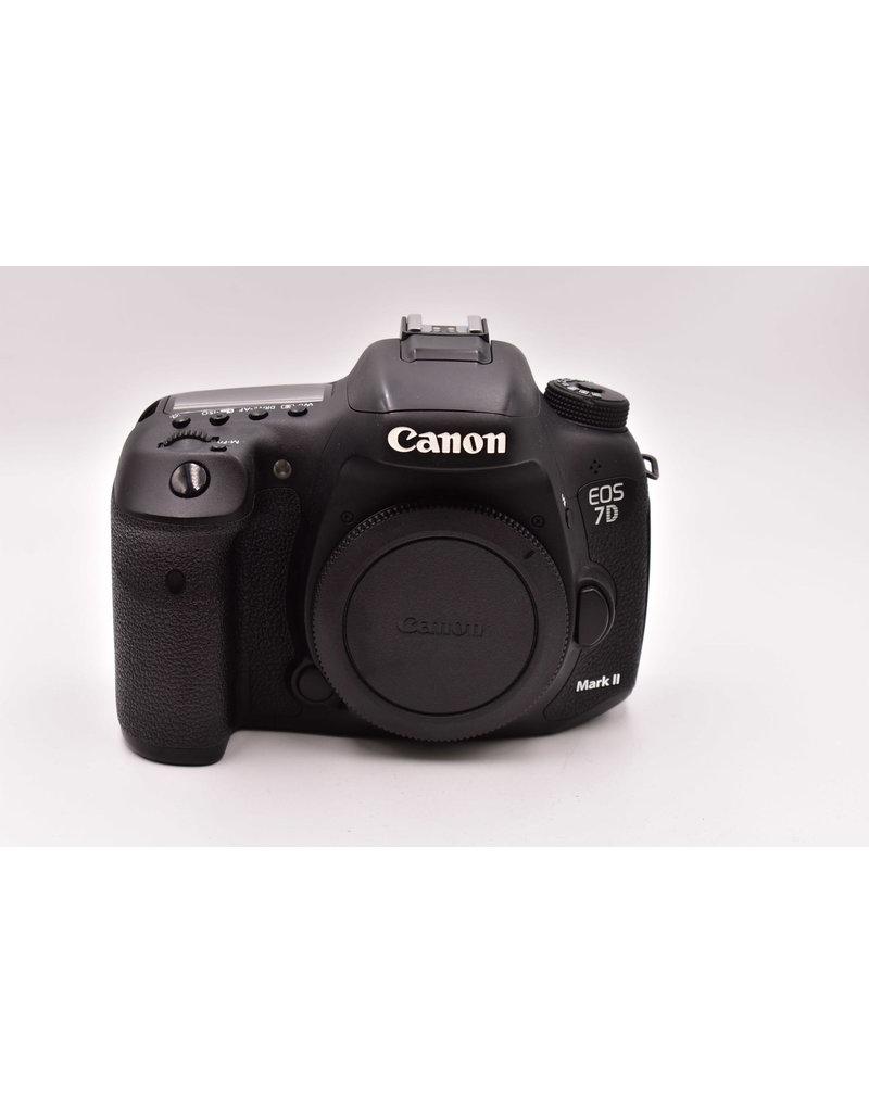 Canon PreOwned Canon EOS 7D mark II Body