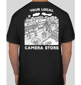 Your Camera Store Men's T-Shirt Black L