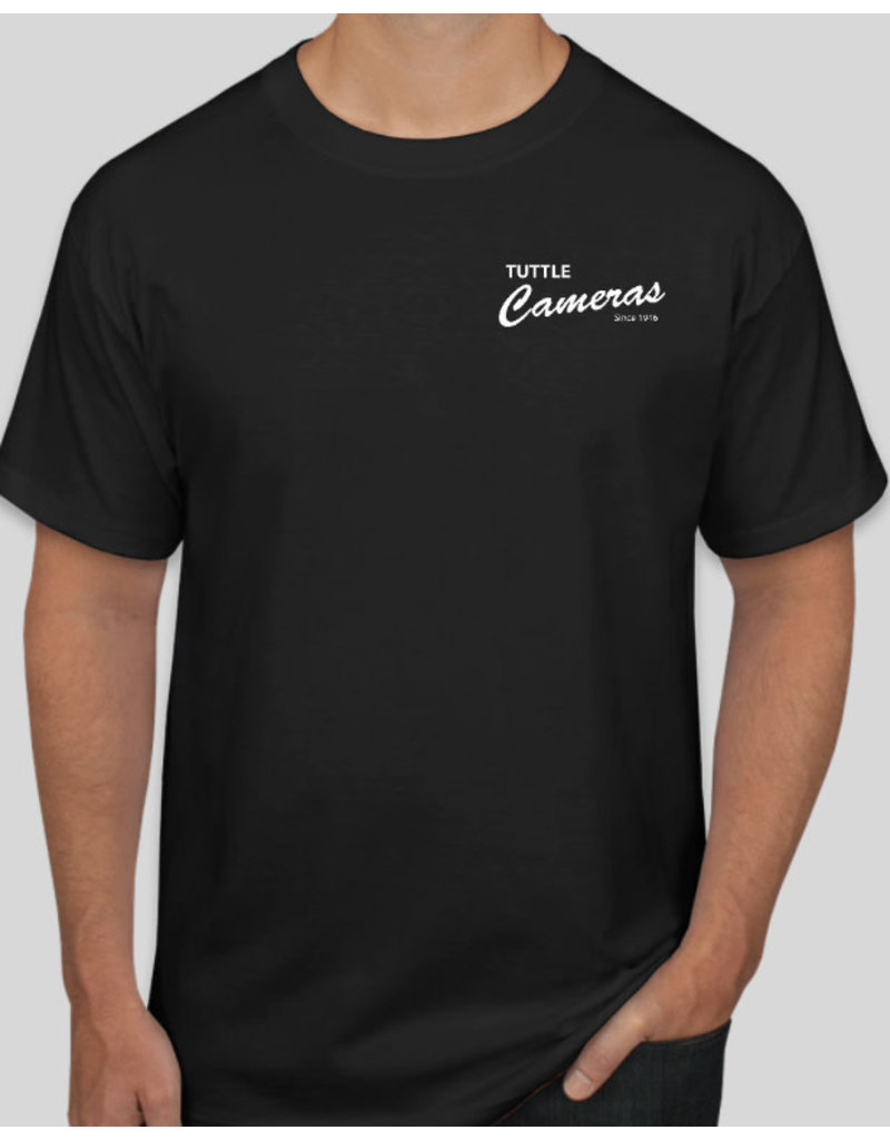 Your Camera Store Men's T-Shirt Black M
