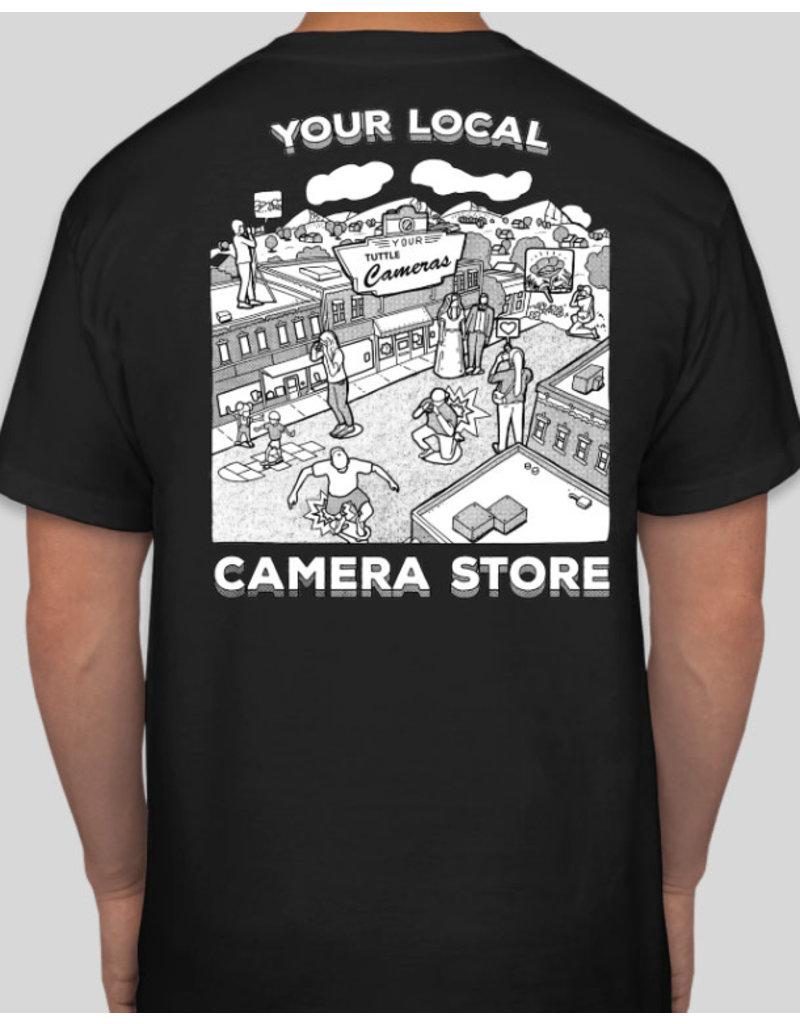 Your Camera Store Men's T-Shirt Black XXL