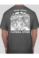 Your Camera Store Men's T-Shirt Gray M