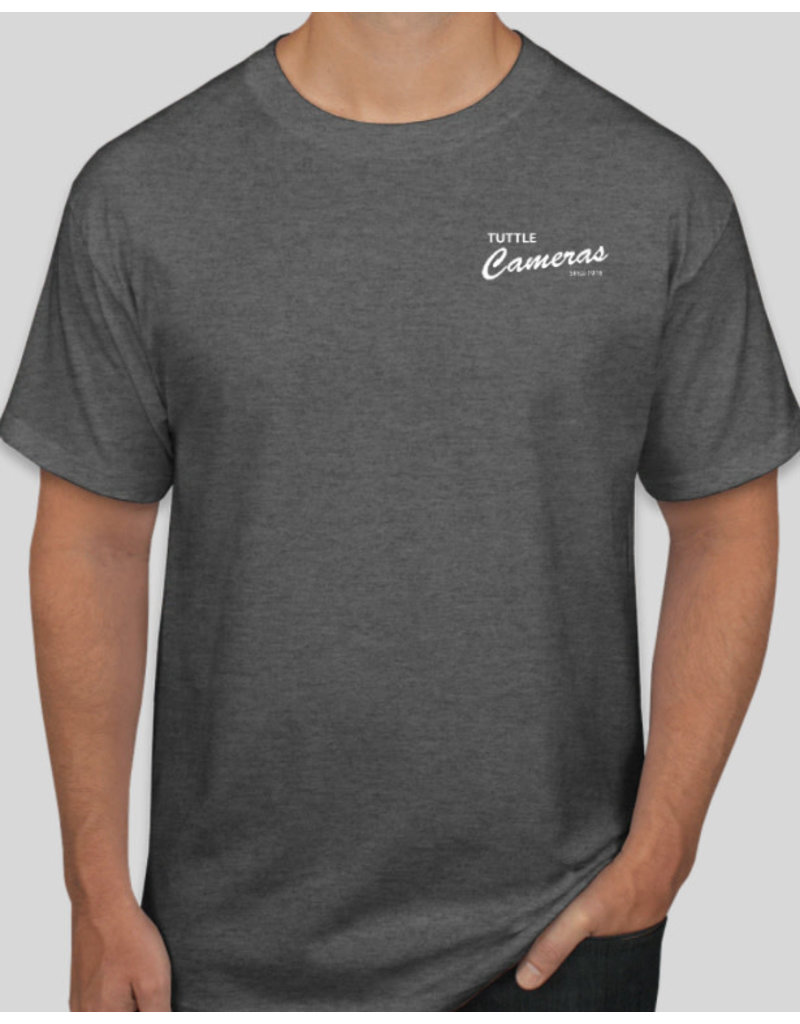 Your Camera Store Men's T-Shirt Gray S