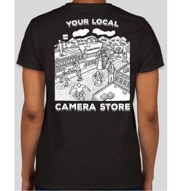 Your Camera Store Women's T-Shirt Black XL
