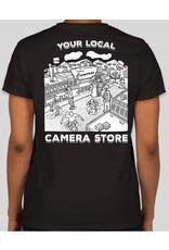 Your Camera Store Women's T-Shirt Black XXXL
