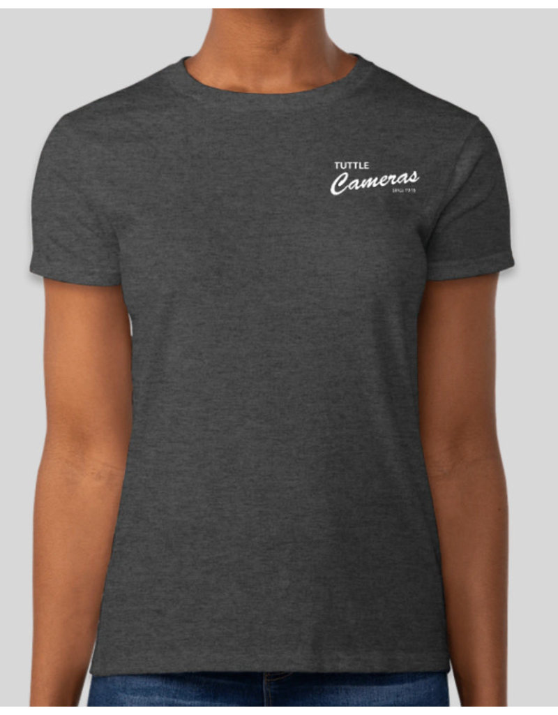 Your Camera Store Women's T-Shirt Gray XXXL