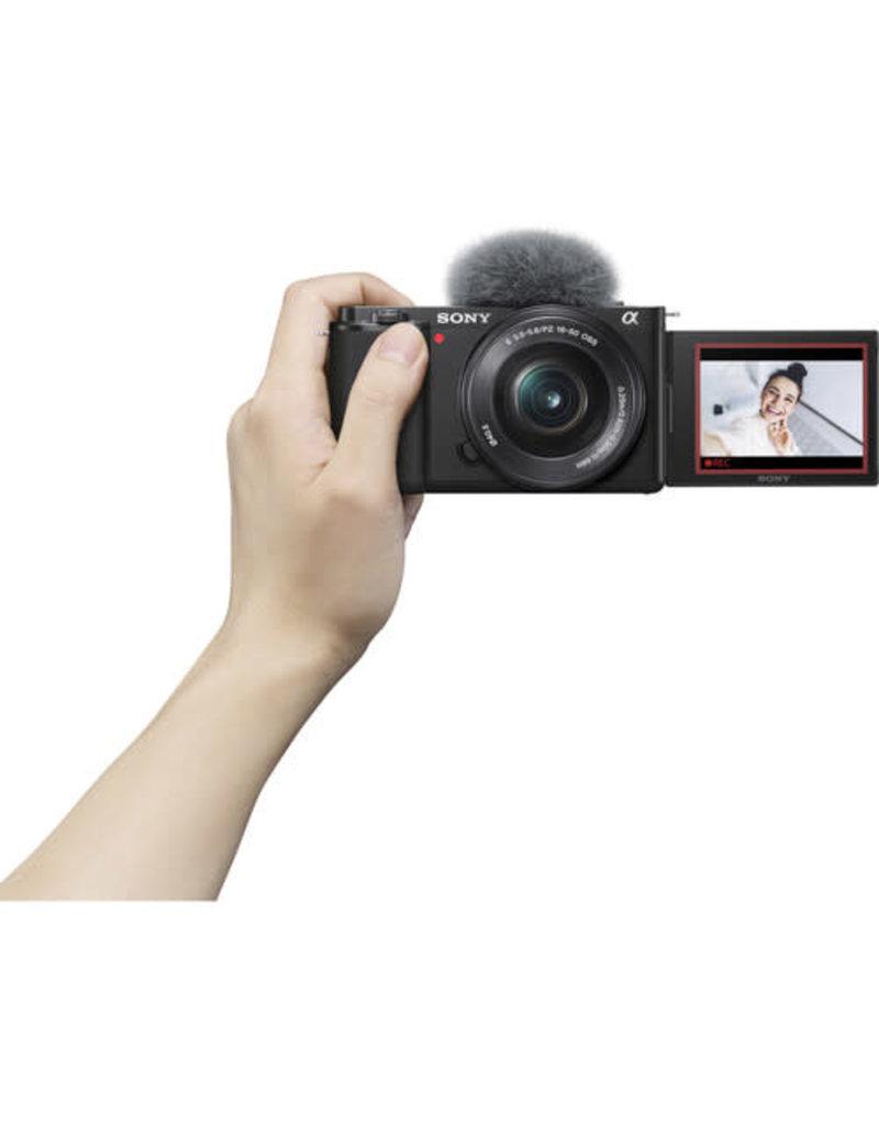 Sony Sony ZV-E10 Mirrorless Camera Black Body