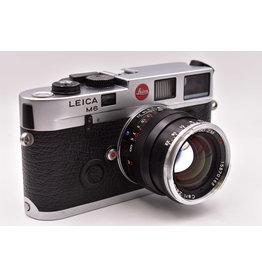 Leica M6 TTL 0.72 With Carl Zeiss Planar 50mm F2 ZM T*