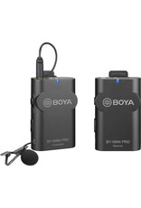 Boya BOYA BY-WM4 PRO Digital Camera-Mount Wireless Omni Lavalier Microphone System (2.4 GHz)