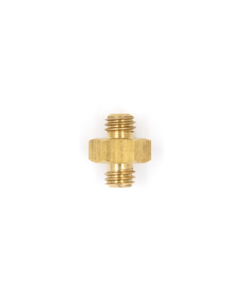 "Promaster Short Adapter Spigot 3/8""-16 male - 3/8""-16 male"