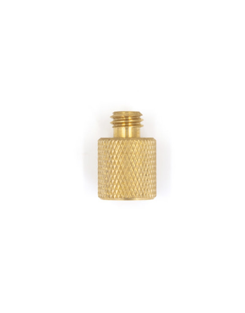 """Promaster Small Thread Adapter - 1/4""""-20 female to 3/8""""-16 male"""