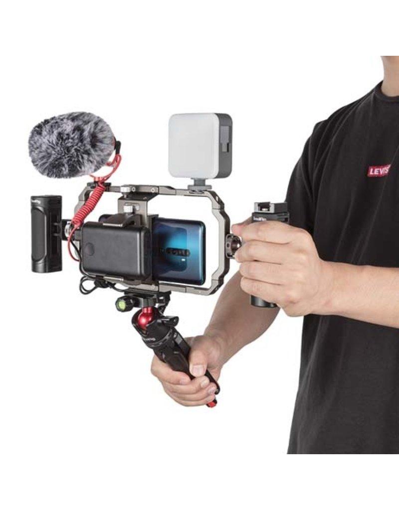 SmallRig SmallRig Professional Phone Video Rig Kit for Vlogging Live Streaming 3384