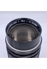 Canon Canonmatic Lens R 135mm F2.5 FD Mount