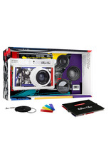 Lomography Lomo'Instant Wide Camera and Lenses (William Klein Edition)