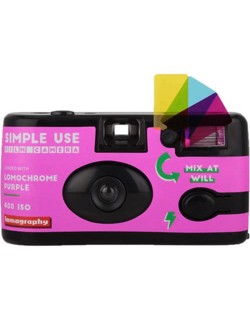 Lomography Lomography LomoChrome Purple Simple Use Film Camera