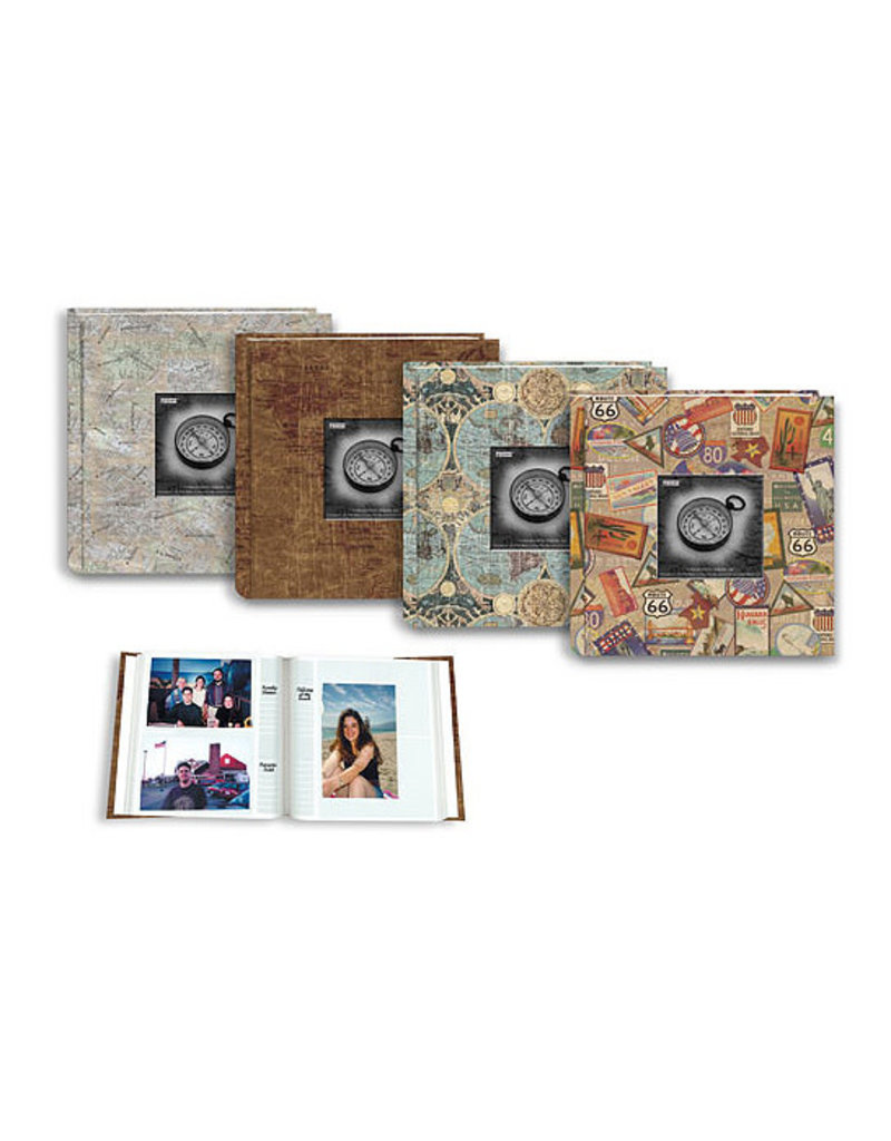 Pioneer  4X6 Album  2 Up Map Holds 200 Images