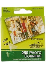 Pioneer Clear Photo Corners
