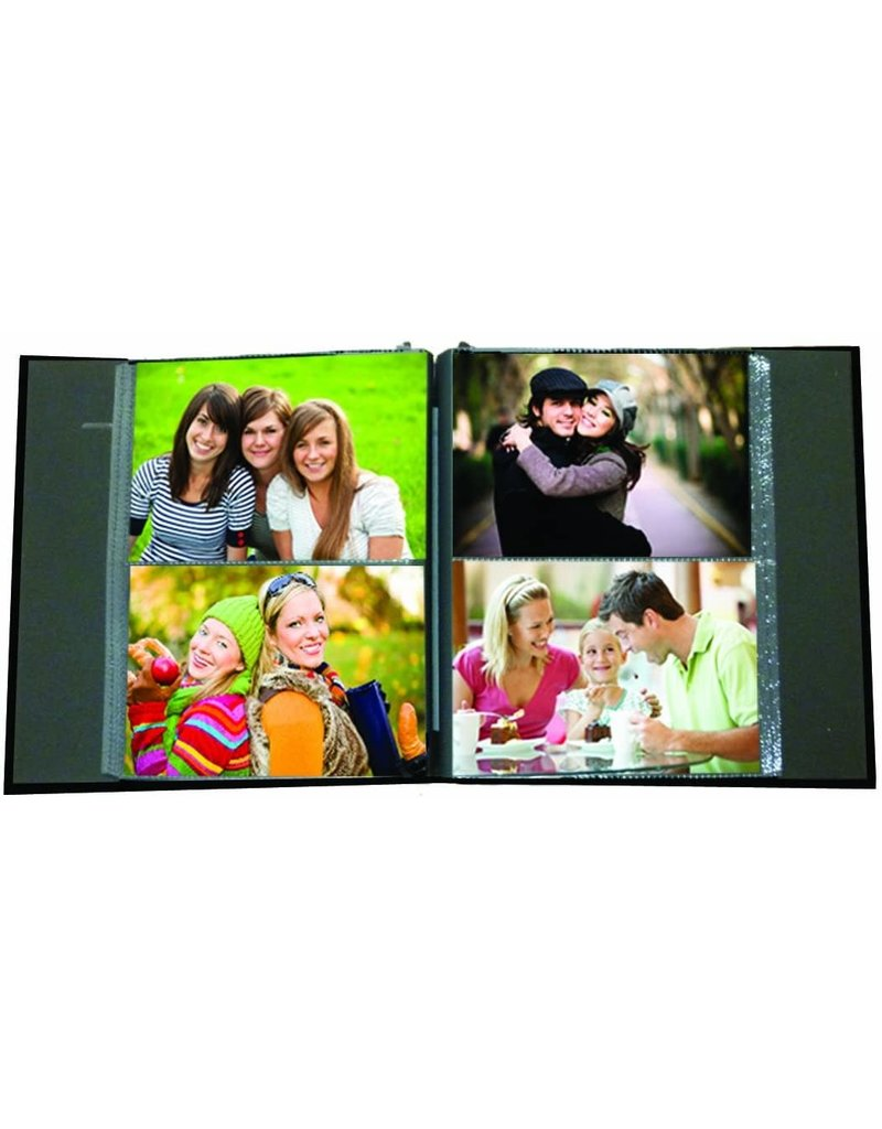 Pioneer  4X6 Album  2 Up Holds 160 Images