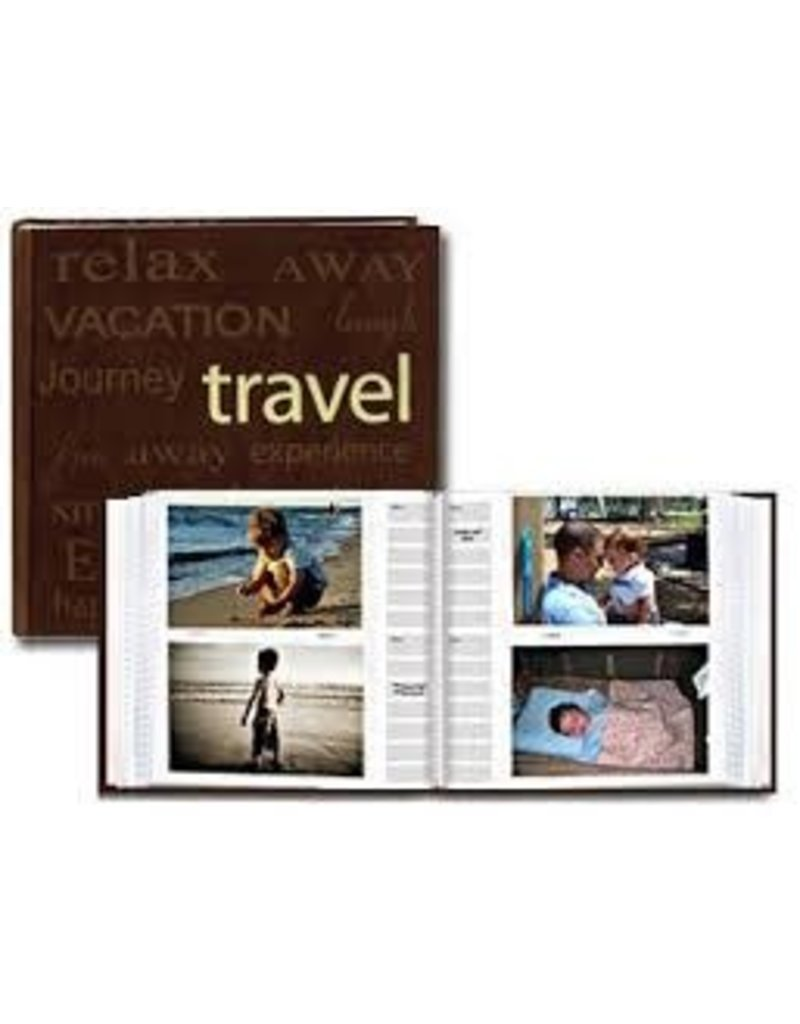 Pioneer  4X6 Album  2 Up Travel Holds 200 Images