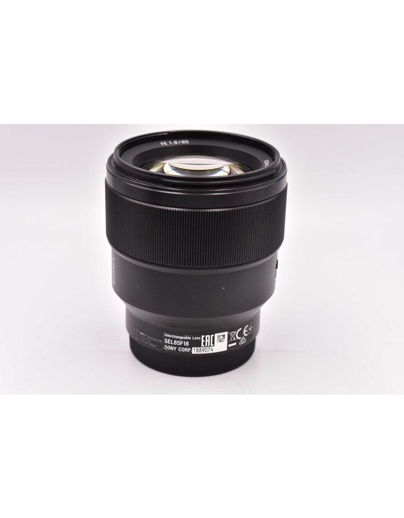 Sony Pr-Owned Sony FE 85mm F1.8