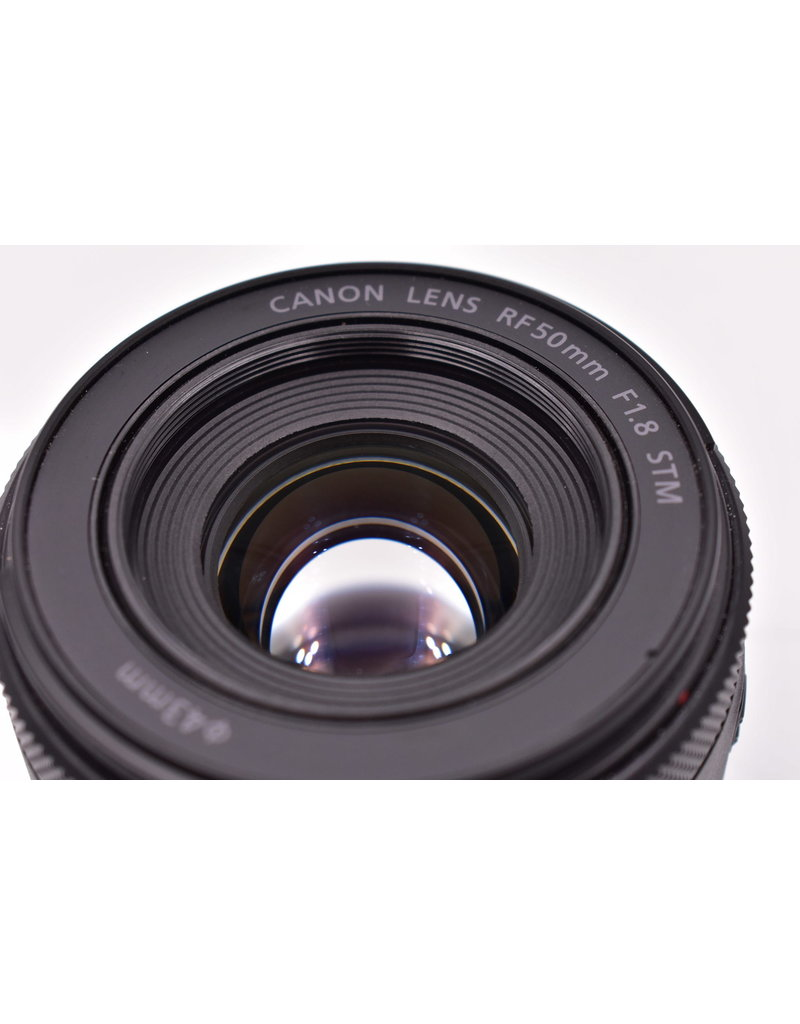 Canon Pre-Owned Canon RF 50mm F1.8 STM