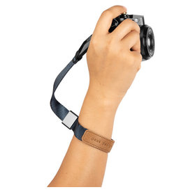 Peak Design Peak Design Cuff Camera Wrist Strap (Midnight Blue)