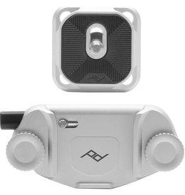 Peak Design Peak Design Capture Camera Clip v3 (Silver)