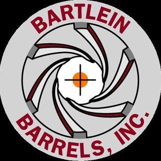 """Bartlein Barrels Bartlein .256/.264 1/7.5 5R 29"""" Medium Palma Blank"""