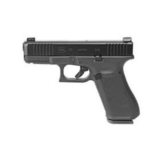 "Glock Glock G45 9mm 4"" 17+1 BLK AmeriGlo Sights"