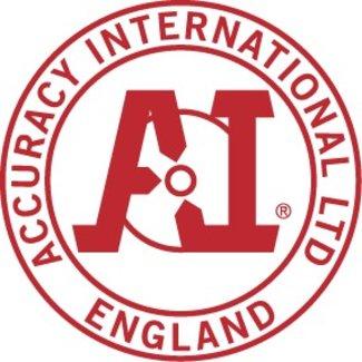 """Accuracy International AI 2.0 L/A 338 CIP 16"""" Hand Guard BLK"""