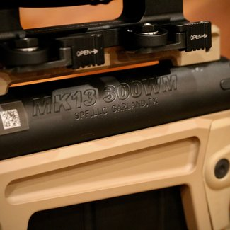 Deep South Tactical Mk13 Mod 7 .300 Win Mag