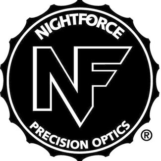 Nightforce Nightforce Steel Base HS 700 LA 20 MOA 8-40 Screws