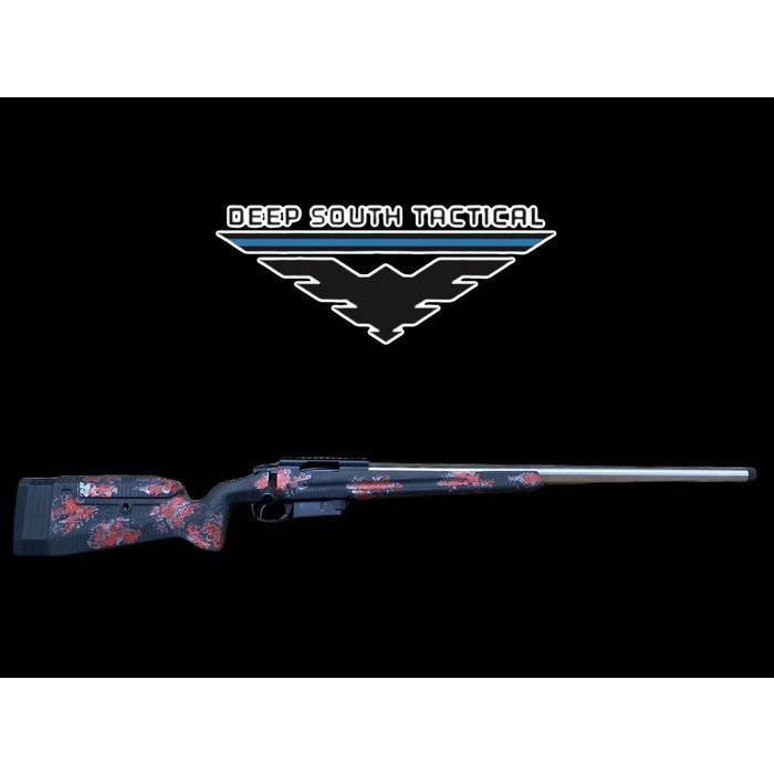 """Deep South Tactical DST CUSTOM 6MM CREED """"MANNERS"""""""