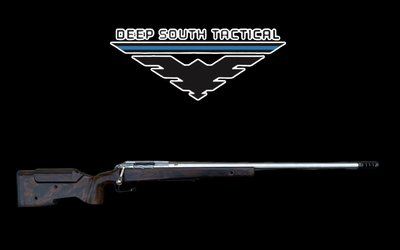 """Deep South Tactical DST Mod 4 - 6mm Dasher """"FOUNDATION ME1B"""""""