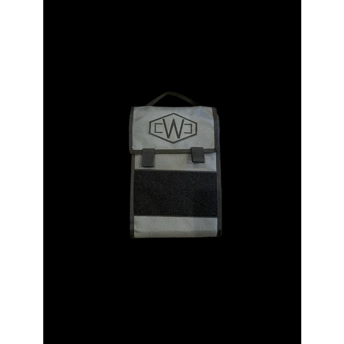 Walsh Defense Walsh Defense Ammo Carrier 6Dasher/6BR (Gunmetal Gray)