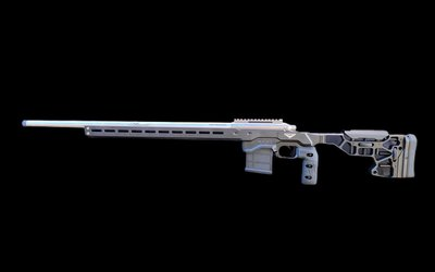 Deep South Tactical DST ALLIANCE  RIFLE 6MM CREEDMOOR 1.20""