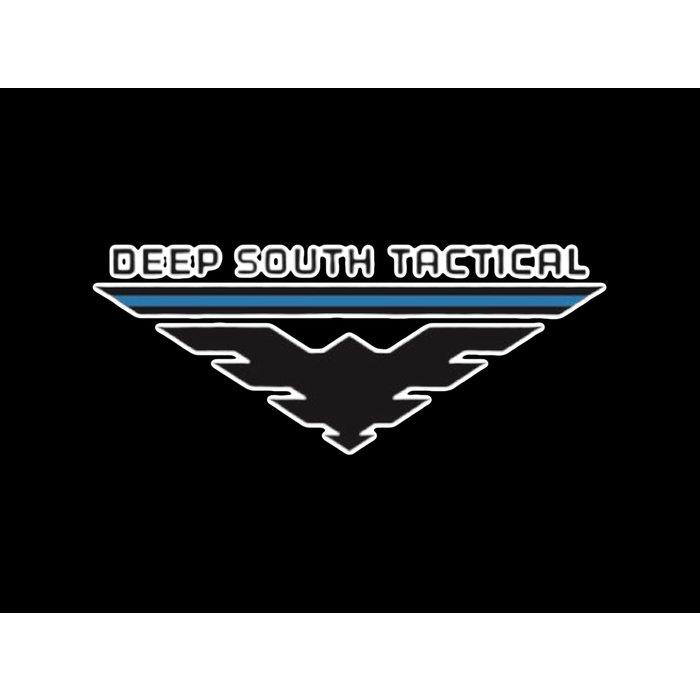 Deep South Tactical Thread 1/2x28 w/ Knurled Thread Protector