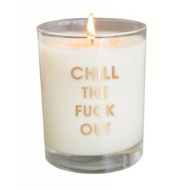 Chez Gagne Chez Gagne Chill Out Candle