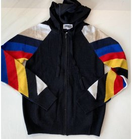 PRVLG Racing Stripe Track Jacket