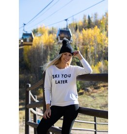 Sol Angeles Ski You Later Pullover