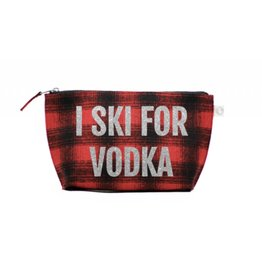 Quilted Koala Ski for Vodka Clutch
