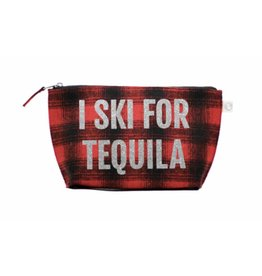 Quilted Koala Ski For Tequila Clutch