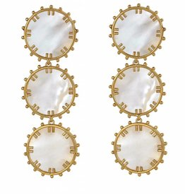 ASHA Manou Chandelier Earring