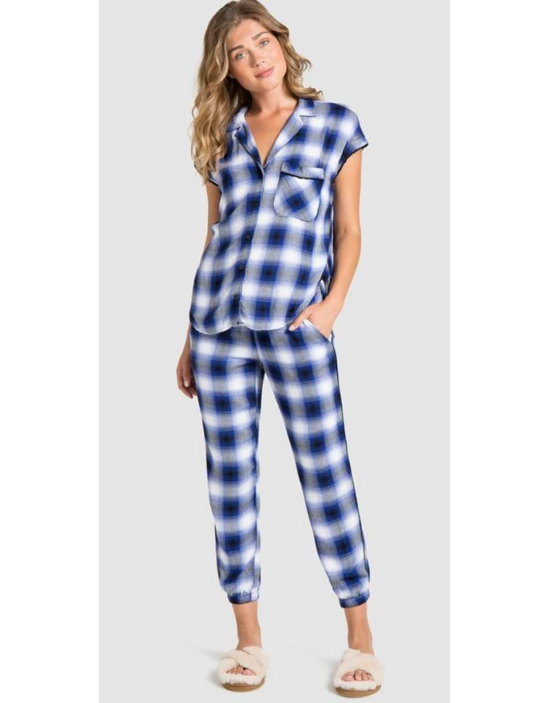 Bella Dahl Bella Dahl Sleep Shirt and Jogger