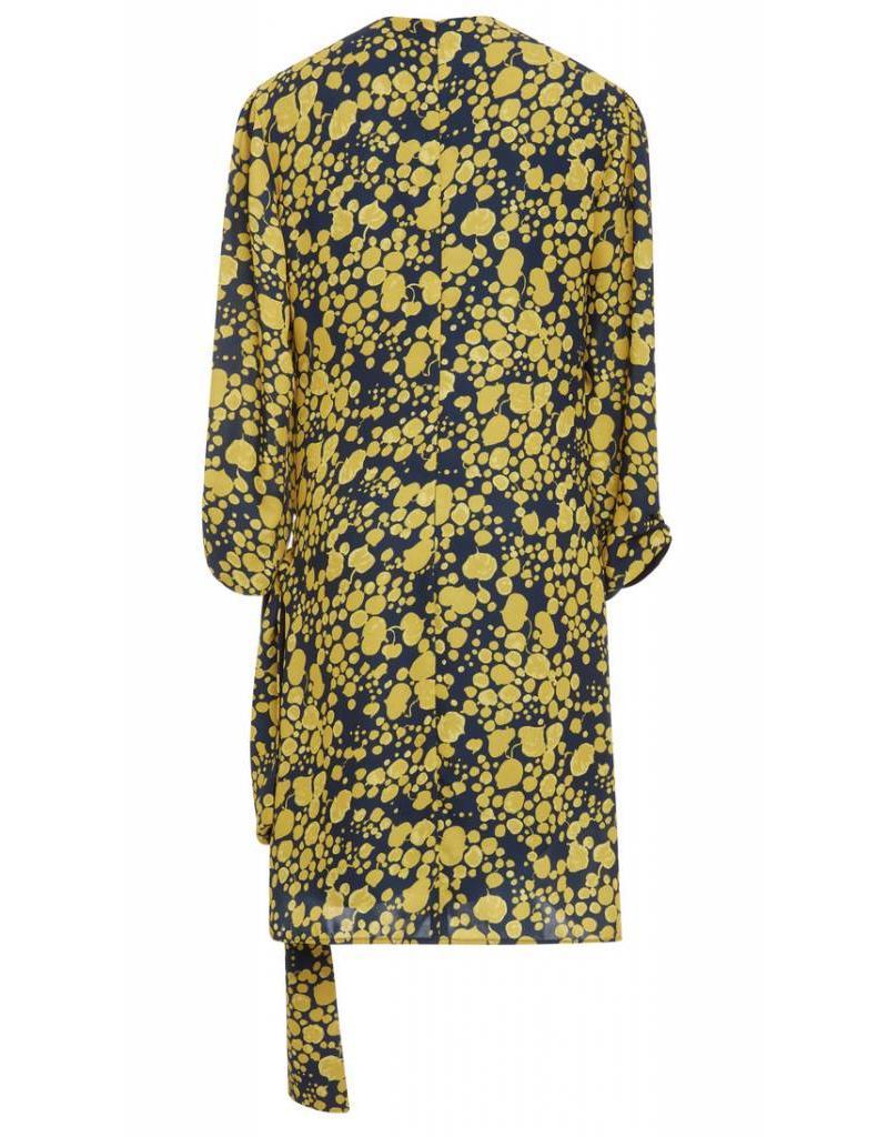 Victoria Beckham Victoria Beckham Side Tie Dress