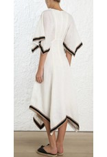 Zimmerman Zimmermann Juno Ribbon Long Dress