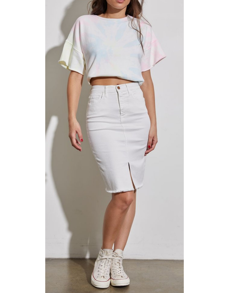NSF NSF Emmie Midi Skirt